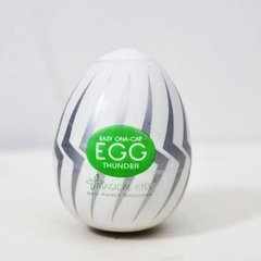 Masturbador Egg Magic Kiss - Diversos Modelos - Peccato Sex Shop