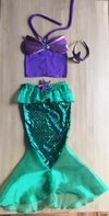 Sirenita little mermaid