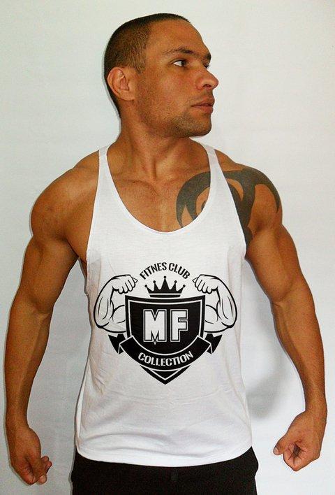 Regata Club Mundo Fitness Collection - Branca