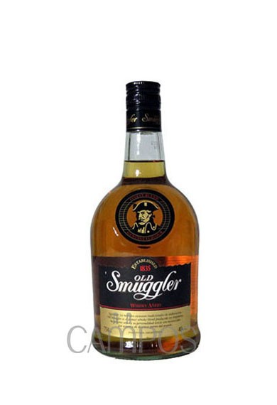 Whisky Old Smuggler 750 cc