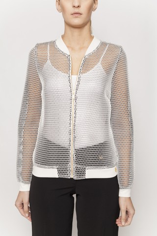 CAMPERA BOMBER C/RED (COD.25057)