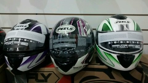 Casco PEELS integral