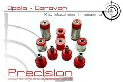 Opala 69 A 79 - Kit Buchas Traseiro - Pu - 20pçs - Vm. - Precision Suspension Parts