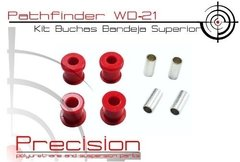 Nissan Pathfinder Até 95 - Kit Buchas Completo - Poliuretano - Precision Suspension Parts
