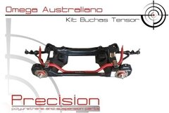 Omega Australiano 99 E 00 - Kit Buchas Dianteiro Em Pu - Precision Suspension Parts