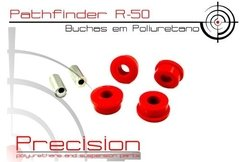 Nissan Pathfinder 96 A 04 - Kit Buchas Completo Poliuretano - Precision Suspension Parts