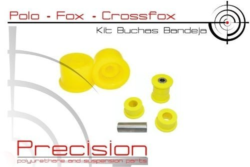 Fox - Crossfox - Kit Buchas Bandeja Em Softthane®