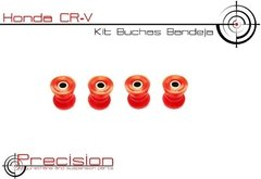 Cr-v - Crv - 96 A 01 - Kit Buchas Bandeja Inferior Em Pu