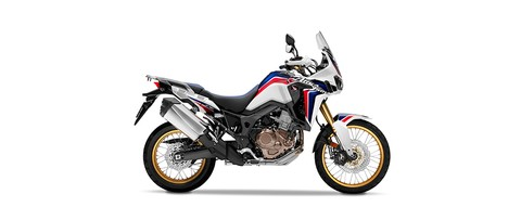 Honda CRF1000L Africa Twin DCT automatica doble embrague