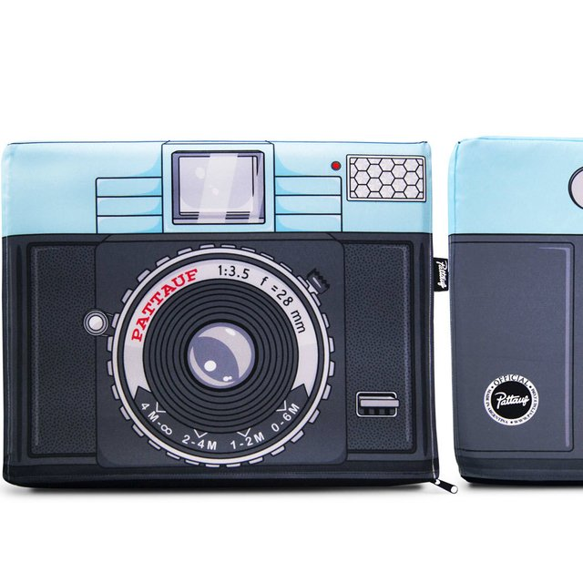 ANALOGIC CAMERA RED/ BLUE/ LIGHT BLUE en internet