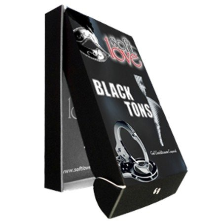 black tons-excitante- sache-soft love