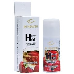 GEL COMESTÍVEL HOT- IN HEAVEN-10G-INTT