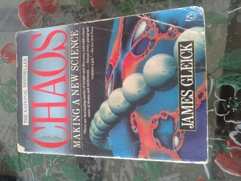 Gleick, James	Chaos: Making a New Science	9780140092509	Penguin Books	01/12/1988