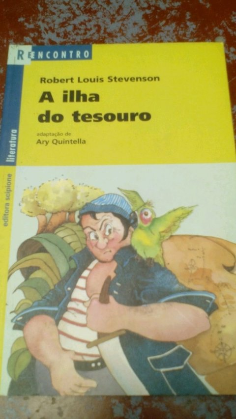 A Ilha do Tesouro Robert Louis Stevenson
