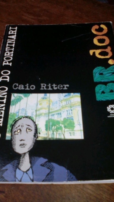 O menino do Portinari Caio Riter