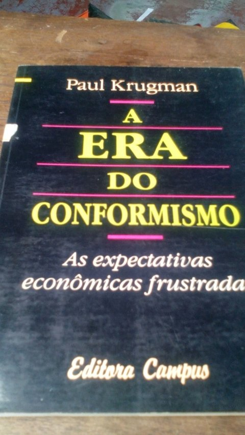 A era do conformismo
