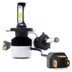 H11 KIT LÂMPADA ONNIX ULTRA LED BLACK  36W 6000K 9000 LUMENS - Turbo World Parts