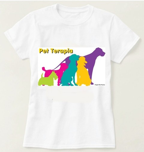 Camiseta Pet Terapia