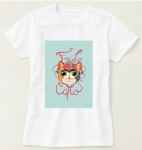 Camiseta Frida Catho