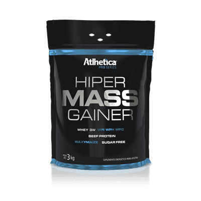 HIPER MASS GAINERS - ATLHETICA NUTRITION