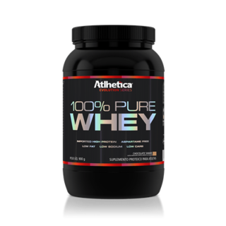 100% PURE WHEY PROTEIN - ATLHETICA