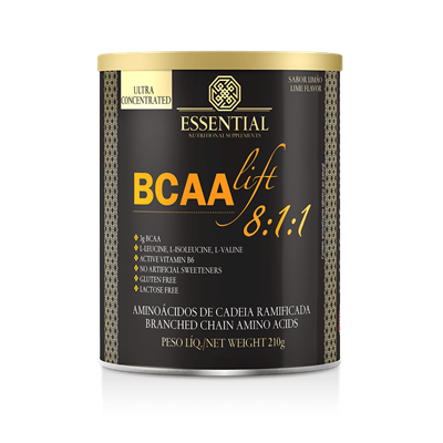 BCAA LIFT 8:1:1 - ESSENTIAL NUTRITION