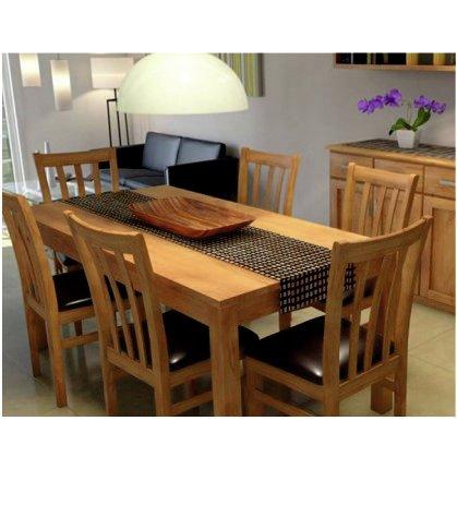 6 sillas 353 + 1 Mesa de 1,50 x 0,90 - SUPER MUEBLES