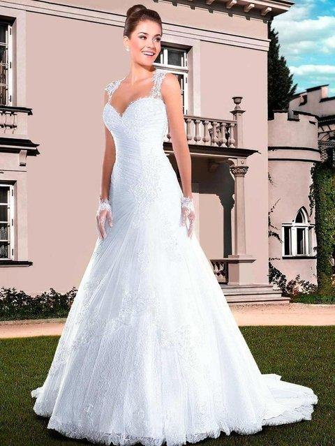 Vestido de Noiva Angel White