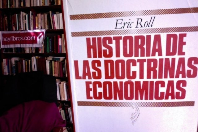 Historia de las Doctrinas Económicas - Eric Roll