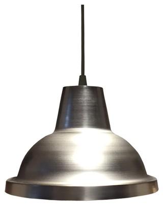 lampara colgante moderna metalizado living cocina comedor