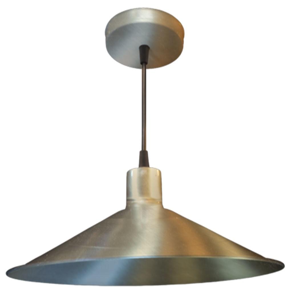 lampara colgante chapa metalica china living comedor cocina