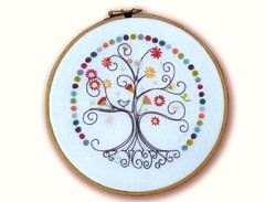 Kit Collection Zen n°7 - Arbre de Vie - comprar online