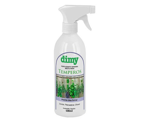 Fertilizante de Temperos Dimy 500ml