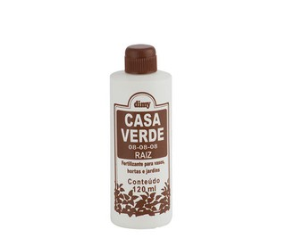 Fertilizante Casa Verde Raiz 120ml