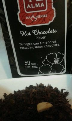 "Blend de té en hebras ""Hot chocolate"" repuesto"