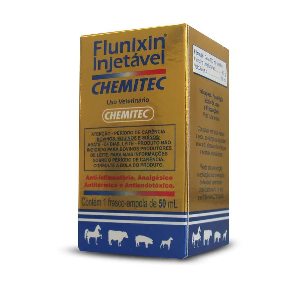 Flunixin Injetável 50ml