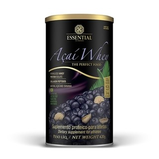 Açaí Whey (420g) -– Essential Nutrition