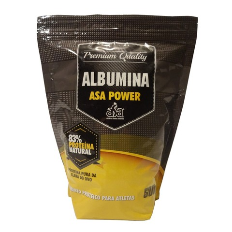 Albumina Asa Power (500g) -– Asa Eggs