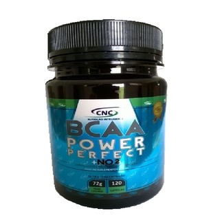 BCAA Power Perfect + NO2 (120 cápsulas) - CNC