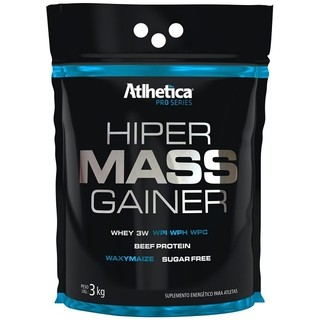 Hiper Mass Gainer (3 kg) - Atlhetica Nutrition