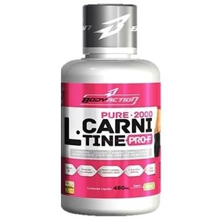 L-Carnitine Pure 2000 (480ml) -– Body Action