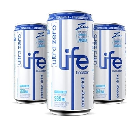 Life Booster Energy Drink