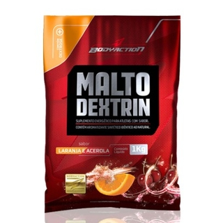 Maltodextrin (1kg) - BodyAction na internet