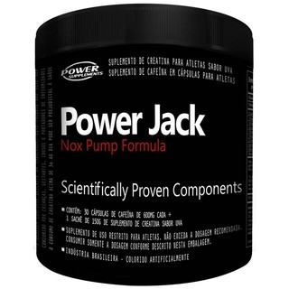 Power Jack Nox Pump Formula – Power Supplements