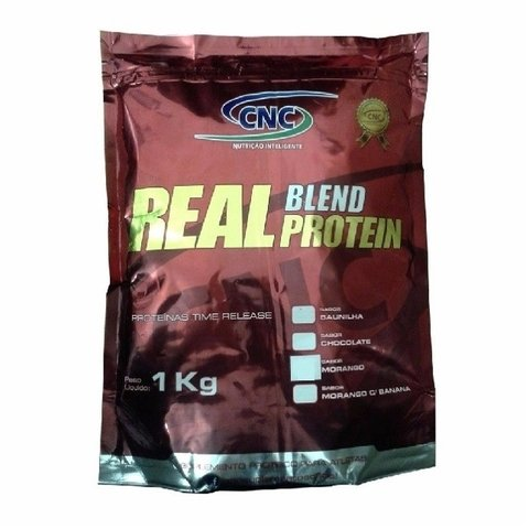 Real Blend Protein refil (1kg) - CNC