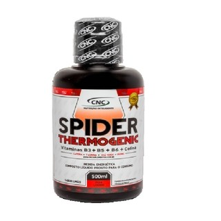 Spider Thermogenic (500ml) - CNC