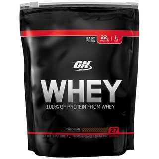 100% Whey Protein Refil 824g - Optimum Nutrition