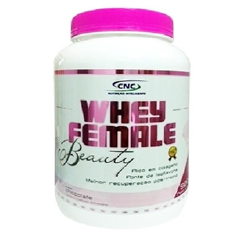 Whey Female Beauty (900g) - CNC
