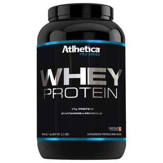 Whey Pro Series (1kg) - Atlhetica
