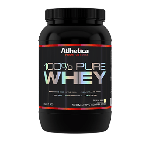100% Pure Whey (900g) - Atlhetica